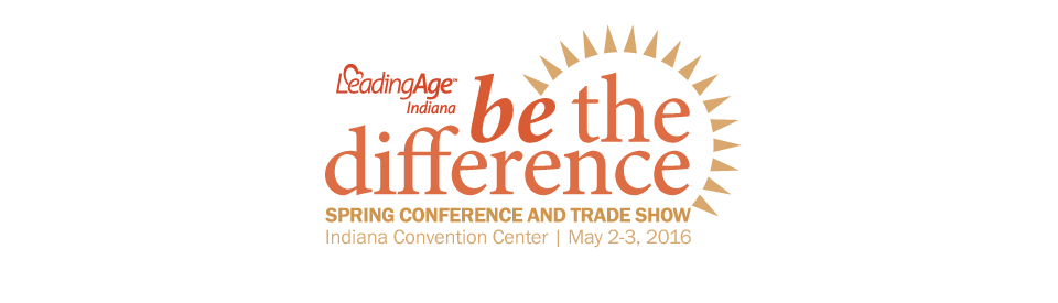2016 LeadingAge Indiana Spring Conference Banner Image