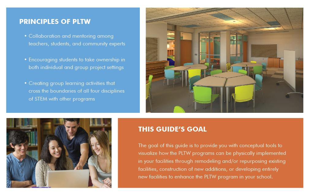 Project Lead The Way : Design Guide Banner Image