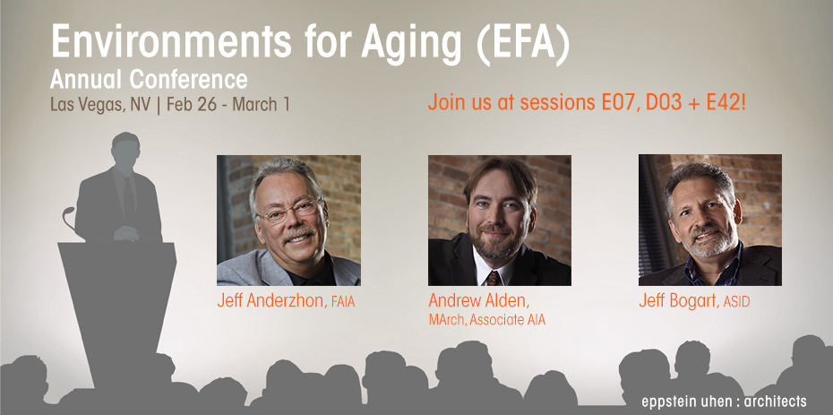 2017 Environments for Aging Expo & Conference Banner Image