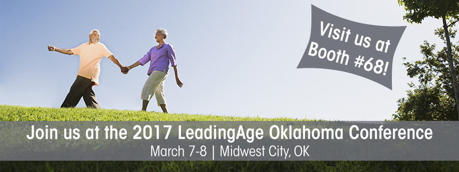 2017 LeadingAge Oklahoma Annual Conference Banner Image