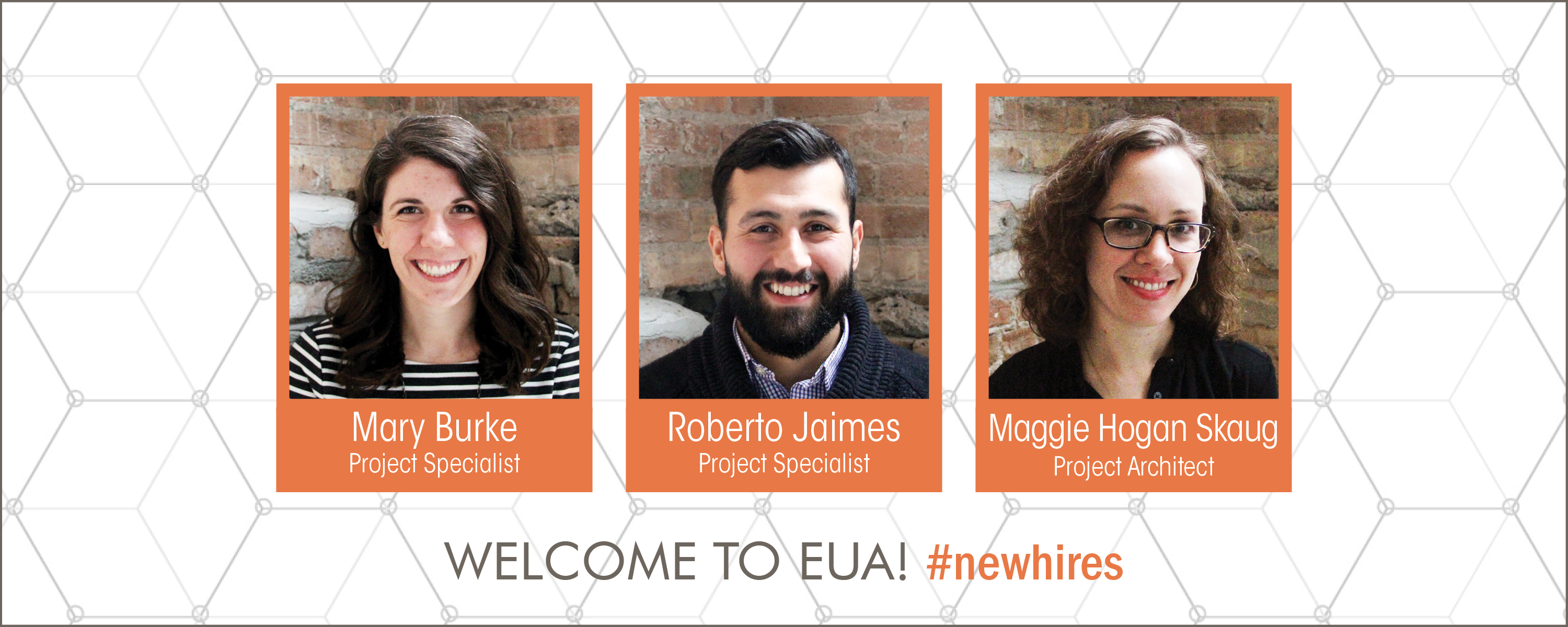 Three New Faces at EUA Focused on Elevating Learning Potential Banner Image