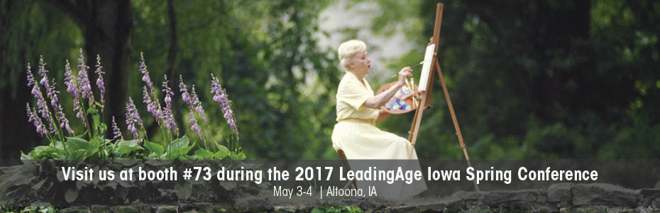 2017 LeadingAge Iowa Spring Conference Banner Image