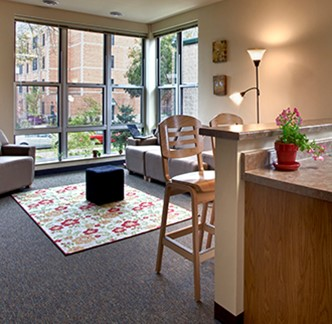 Thumbnail for Viterbo University Clare Apartments