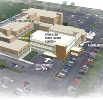 Thumbnail for Watertown Regional Medical Center – Master Plan