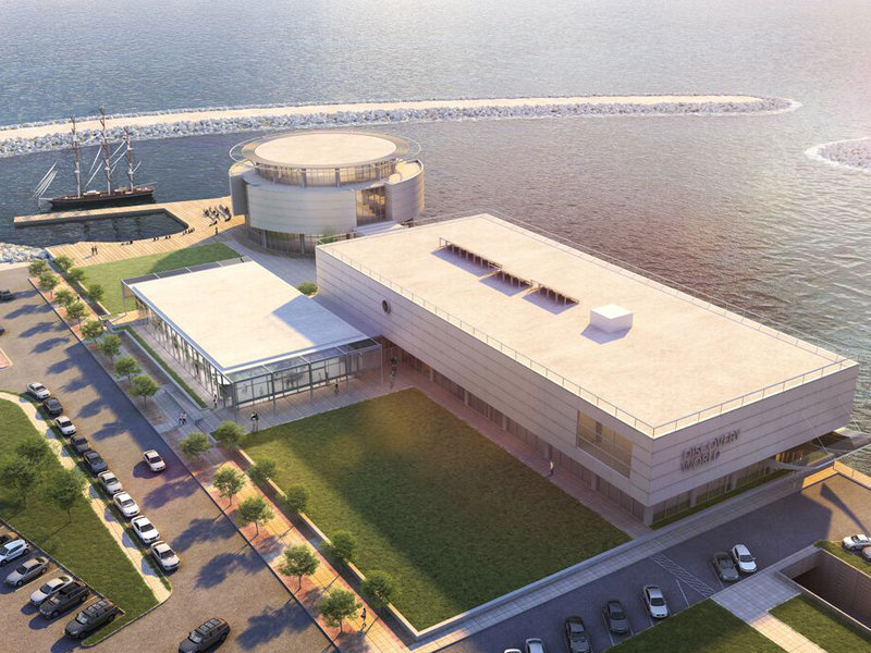 Discovery World announces $18 million expansion Banner Image