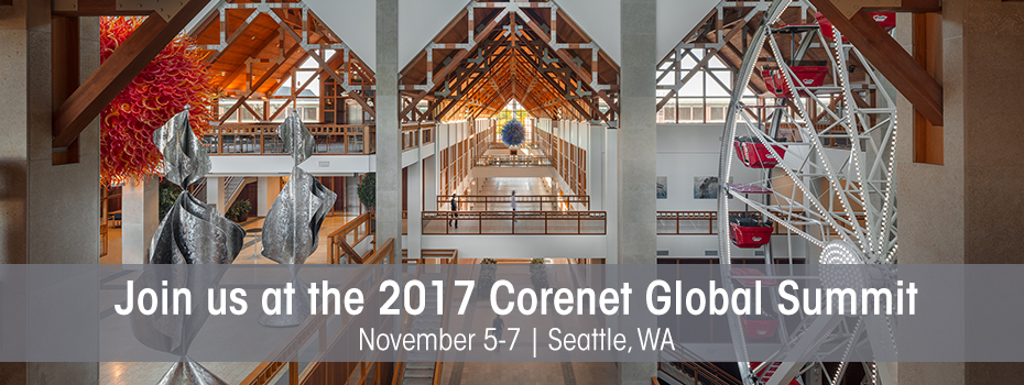 CoreNet Global 2017 Banner Image