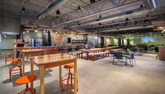 Workplace Design that Maximizes Your Real Estate Investment Image