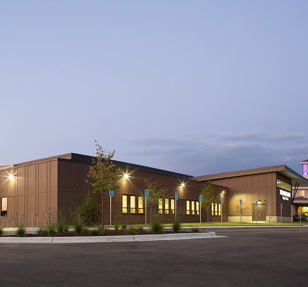 Ho-Chunk Nation Madison Office Branch | EUA