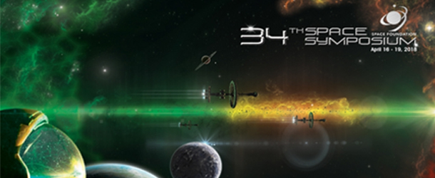 34th Space Symposium 2018 Banner Image