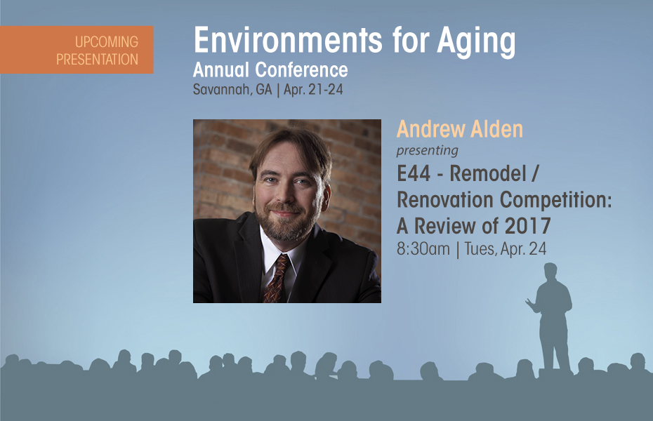 Environments for Aging Expo & Conference 2018 Banner Image