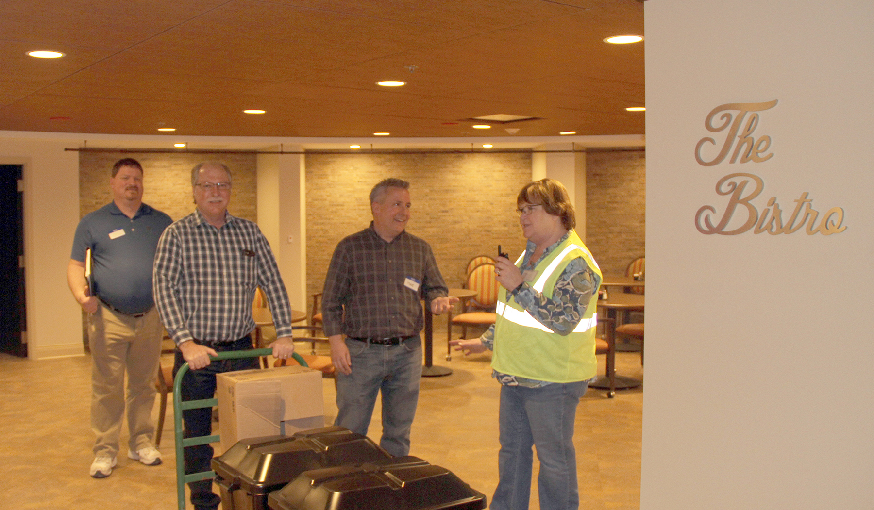 Renovations Completed at Brookside Care Center in Kenosha County Banner Image