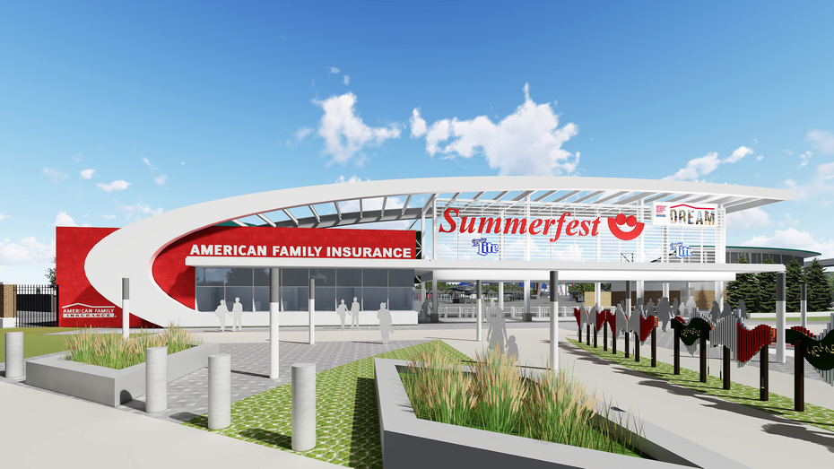 Summerfest Renovations are Taking Shape Banner Image