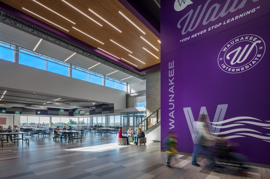 Education Snapshots: Waunakee Intermediate School Banner Image