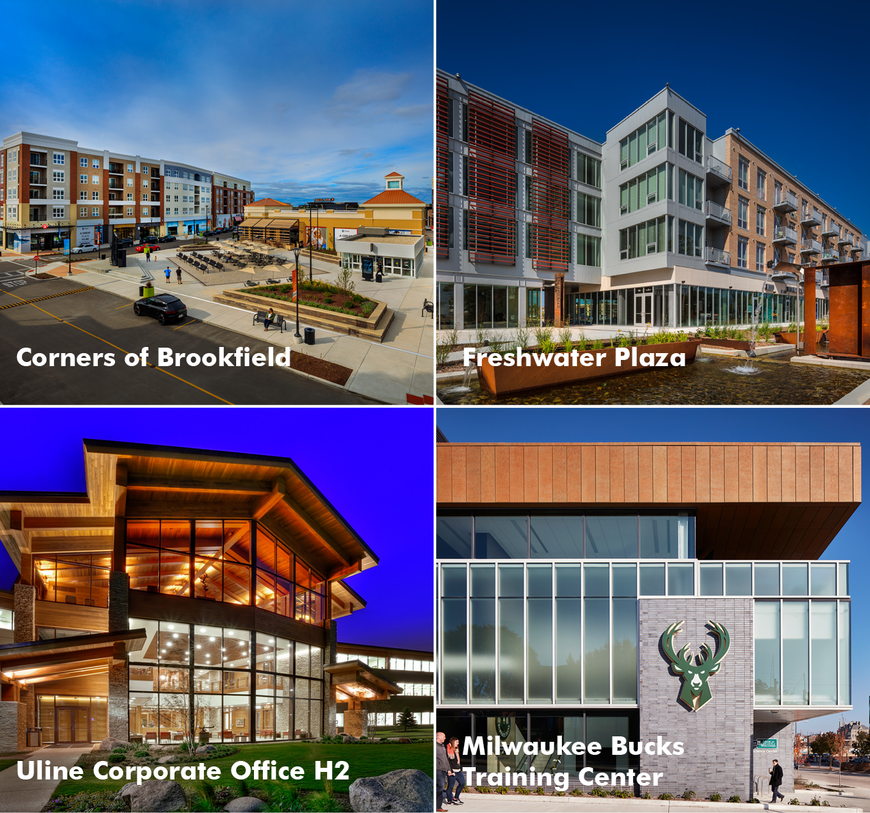 EUA wins 4 Milwaukee Business Journal Real Estate Awards Slide Image