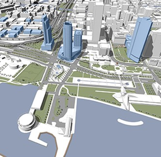 Thumbnail for Milwaukee Lakefront Gateway