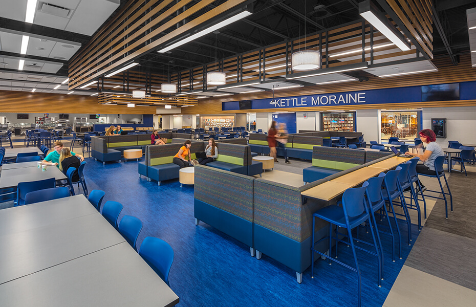 Enhancing learning through flexible + modern design