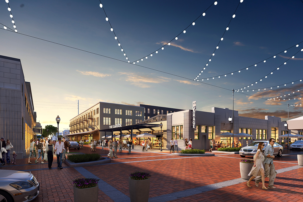 Construction Begins on Bottleworks District at Site of Old Coca-Cola Bottling Plant Banner Image