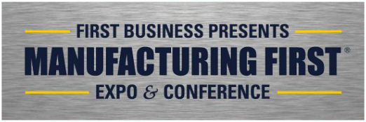 Manufacturing First Expo 2018 Banner Image