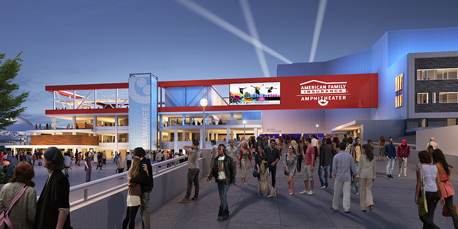 Summerfest's $50 million Amphitheater renovation designed to attract bigger acts Banner Image