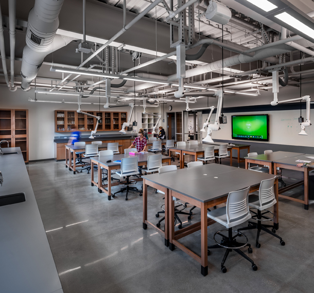 Marian University Named Finalist in Lab Manager Awards slide