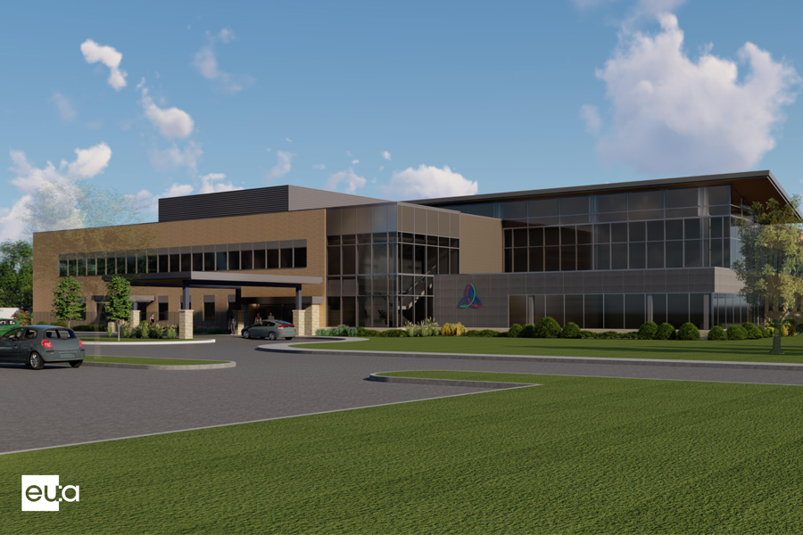 Work to begin on Ascension Wisconsin's $42 million Mount Pleasant health center Banner Image