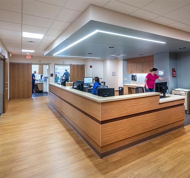 Healthcare Snapshots: UW Health Heart & Vascular Center at ProHealth Care slide
