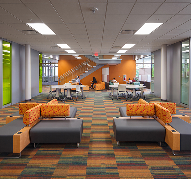 Fox Valley Technical College (FVTC) Student Success Center