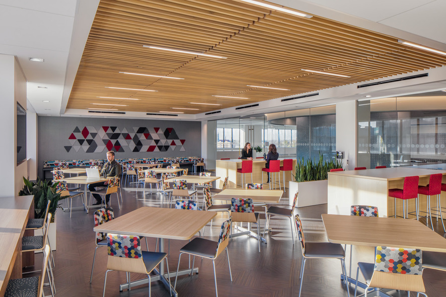 Milwaukee's Coolest Offices: Rockwell Automation space about collaboration, exercise and even banking (Video) Banner Image