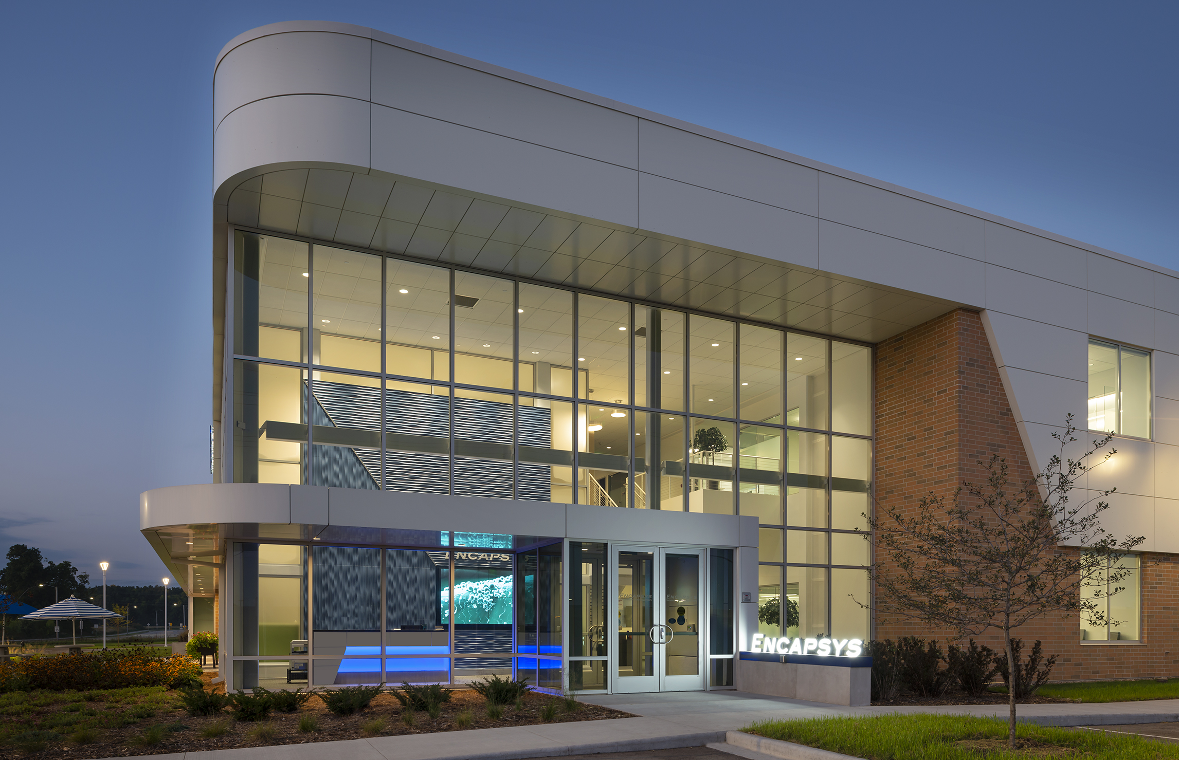 Small world: Microscopic Innovations Lead to Mammoth Developments for Appleton's Encapsys Banner Image