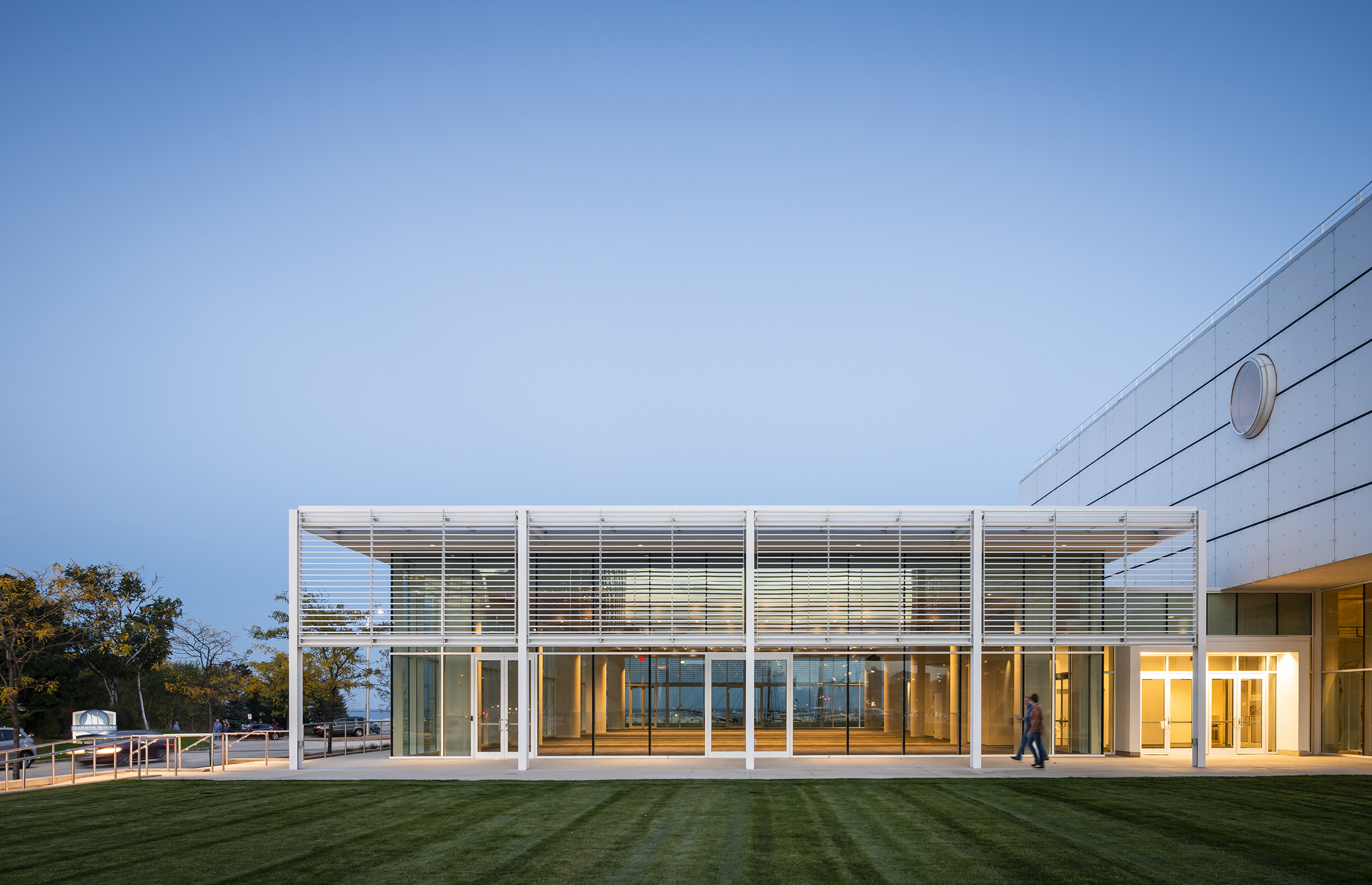 Milwaukee Business Journal Real Estate Awards - Discovery World Pavilion: Best Renovation - Cultural Assets Banner Image