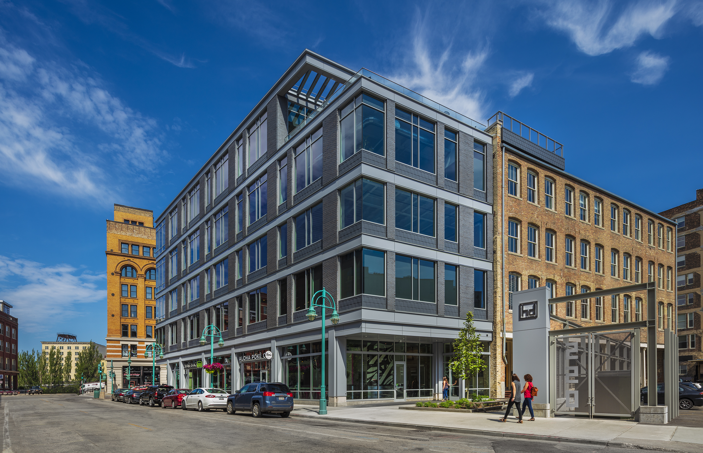 Milwaukee Business Journal Real Estate Awards - Mercantile Building: Best New Development - Office Banner Image
