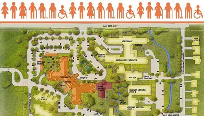 Creating a Senior Living Campus Master Plan...That Works! (Part 2: The Built Environment) Image
