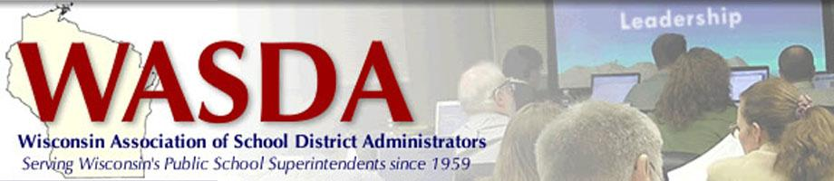 WASDA Fall Superintendents 2019 Banner Image