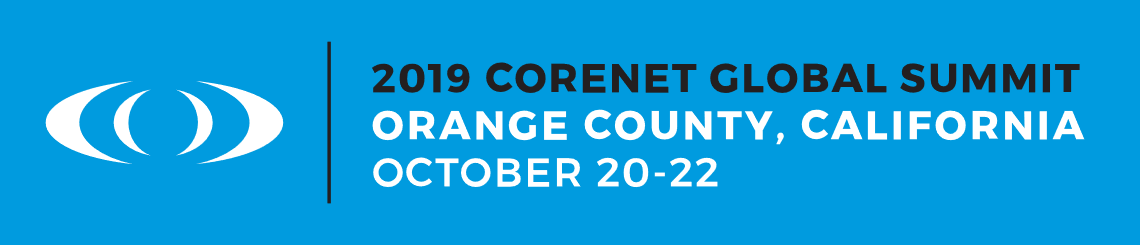 CoreNet Global 2019 Banner Image