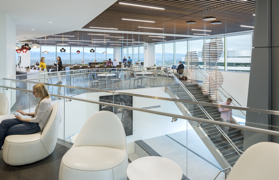 Innovative workplace design that inspires