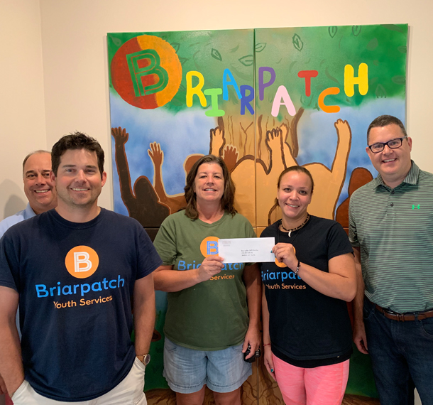 Briarpatch Youth Services Receives Eppstein Uhen Foundation Grant Slide Image