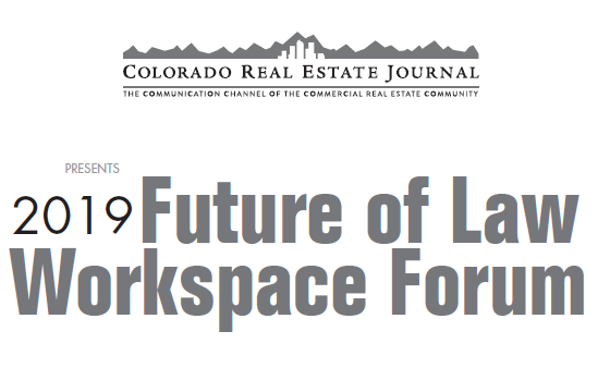 2019 Future of Law Workspace Forum  Banner Image