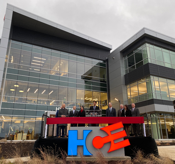 Hy Cite Enterprises Celebrates Ribbon Cutting slide