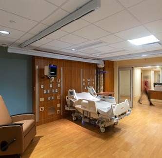 Thumbnail for SSM Health – St. Mary's Hospital Intensive Care Unit (ICU)