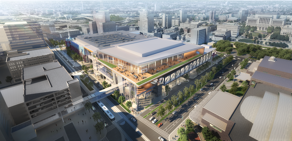 Wisconsin Center District Reveals Renderings and Funding Models for Convention Center Expansion Banner Image
