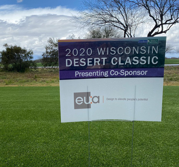EUA Supports Froedert Health's 2020 Desert Classic Slide Image