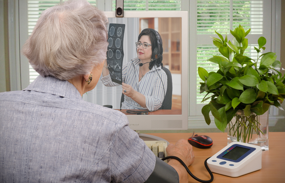 Telemedicine: Here Comes the Sun Banner Image