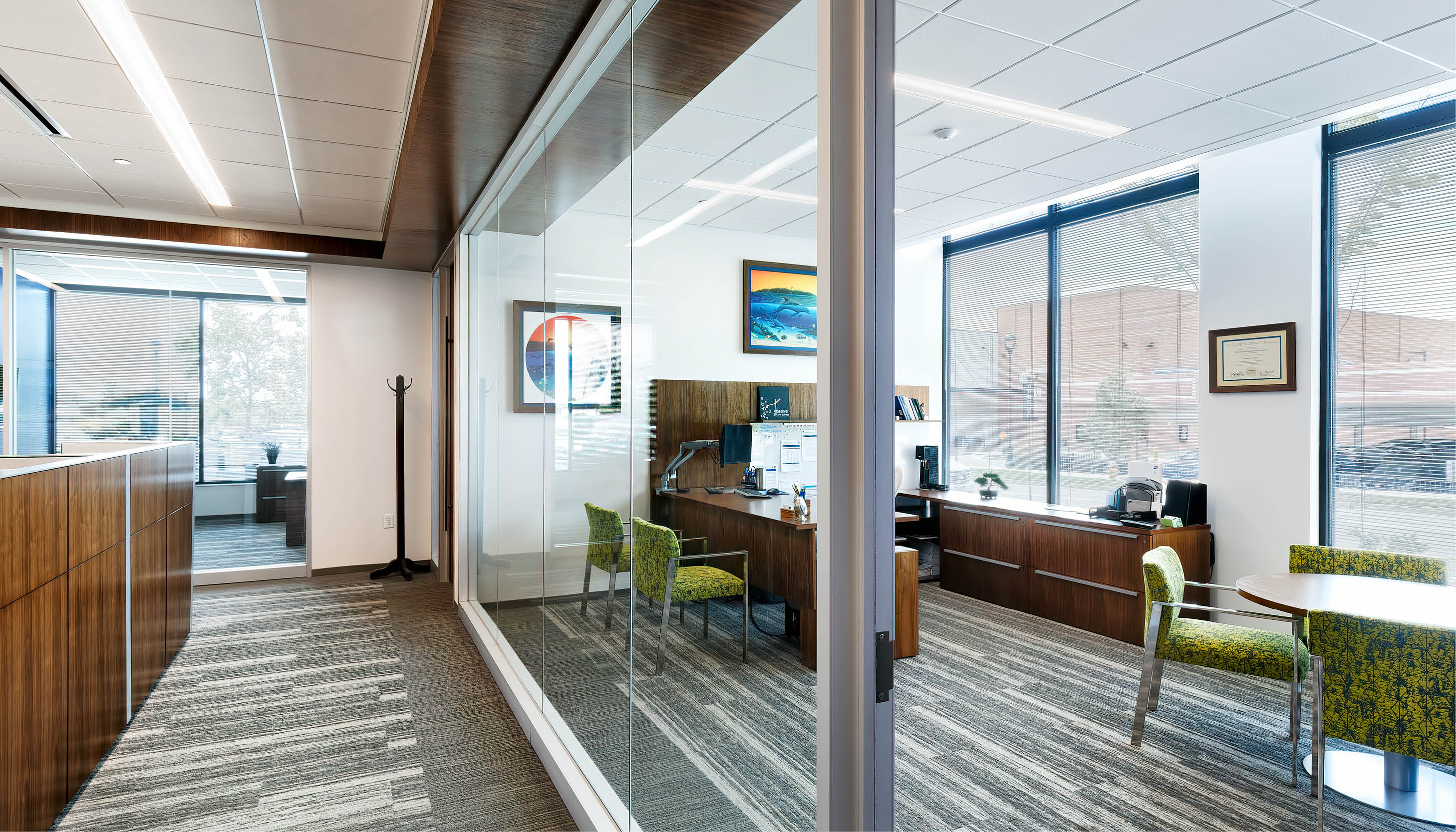 See Baird's new office near Dayton that's more than twice the size of its old one: Slideshow Image