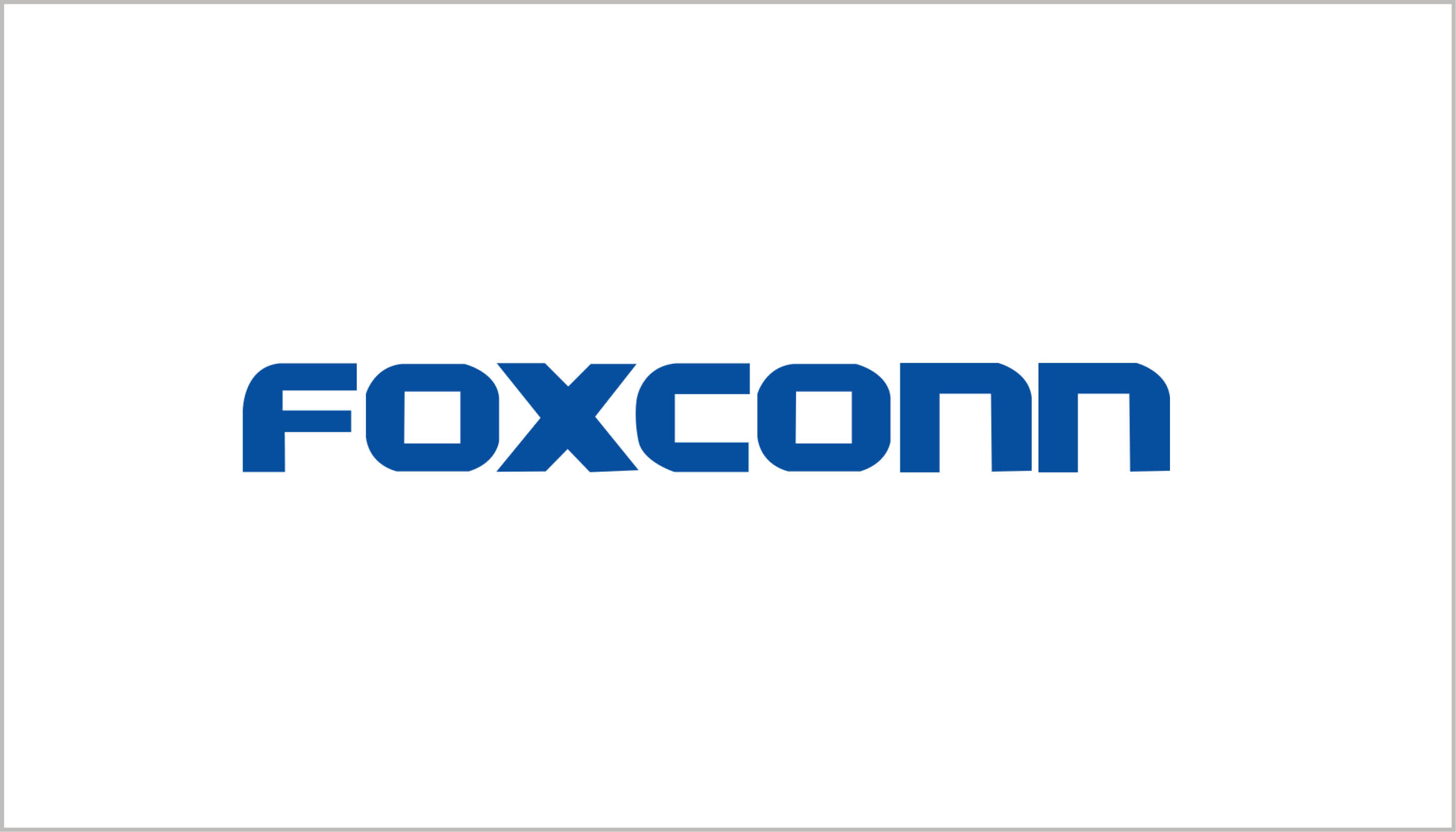 Foxconn smart manufacturing center approved on way to October start Image