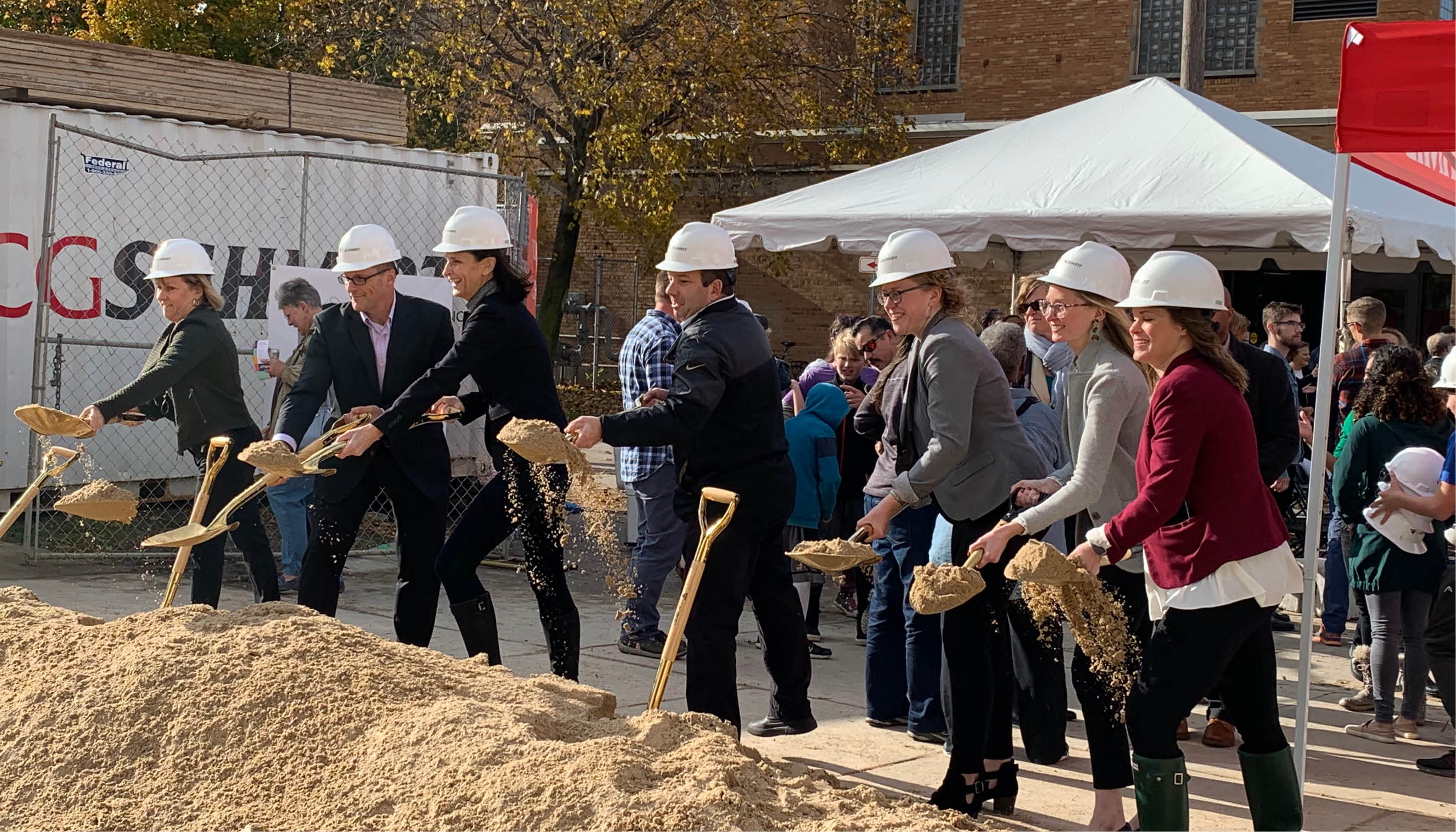 Groundbreaking Today For Madison's New 65,000-Foot Youth Arts Center Image