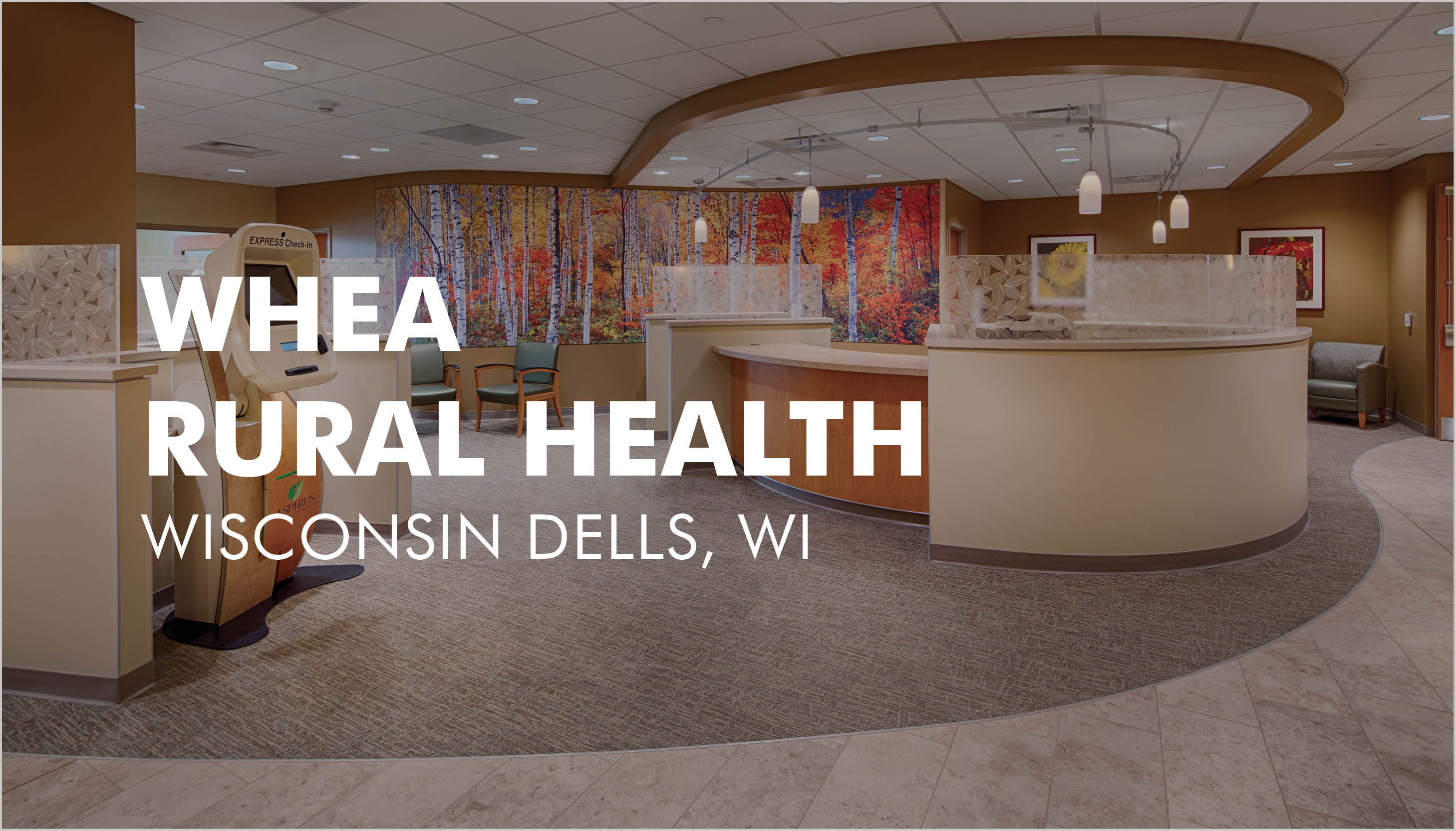 Wisconsin Healthcare Association Rural Health Conference 2019 Image