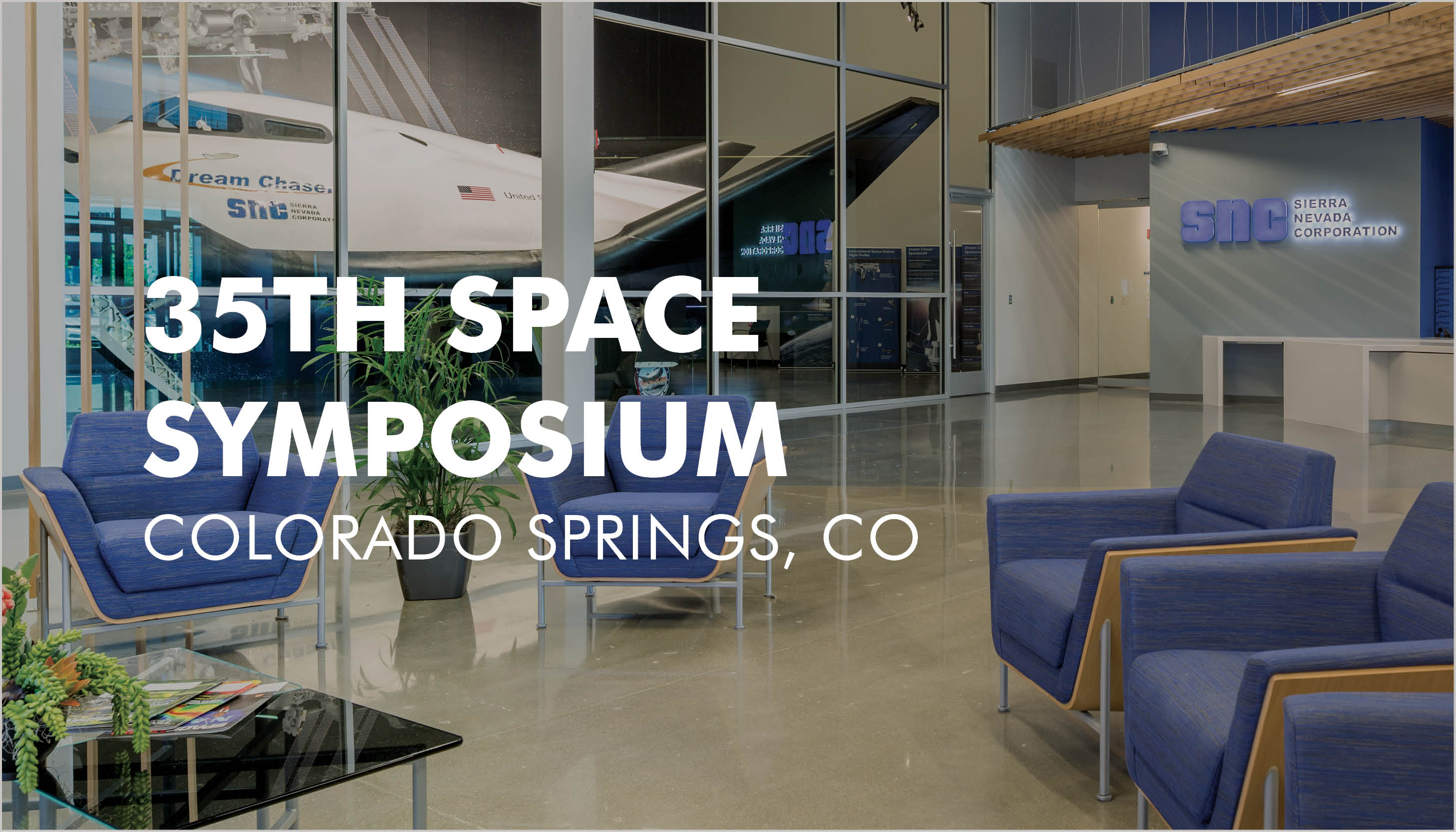 35th Space Symposium Image