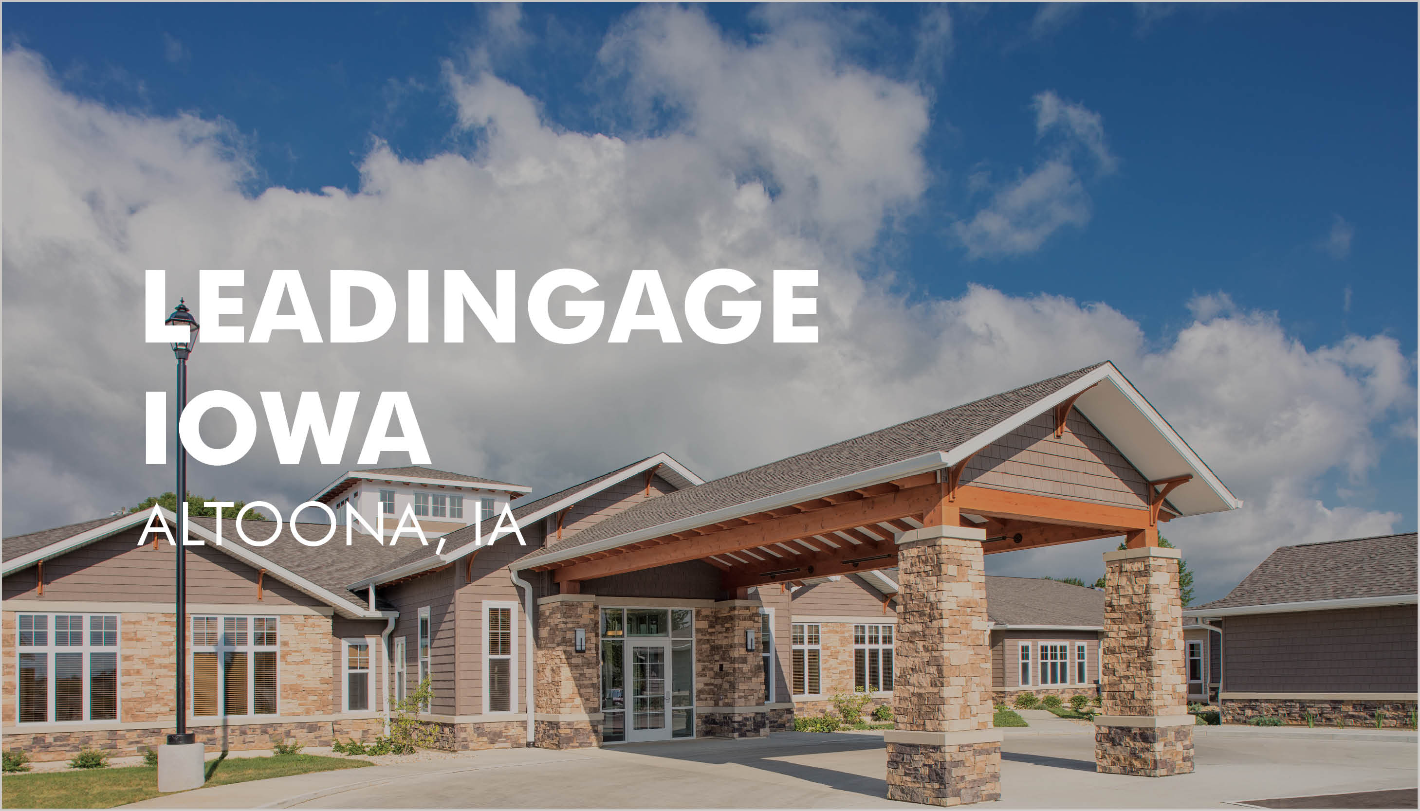 LeadingAge Iowa Spring Conference 2019 Image
