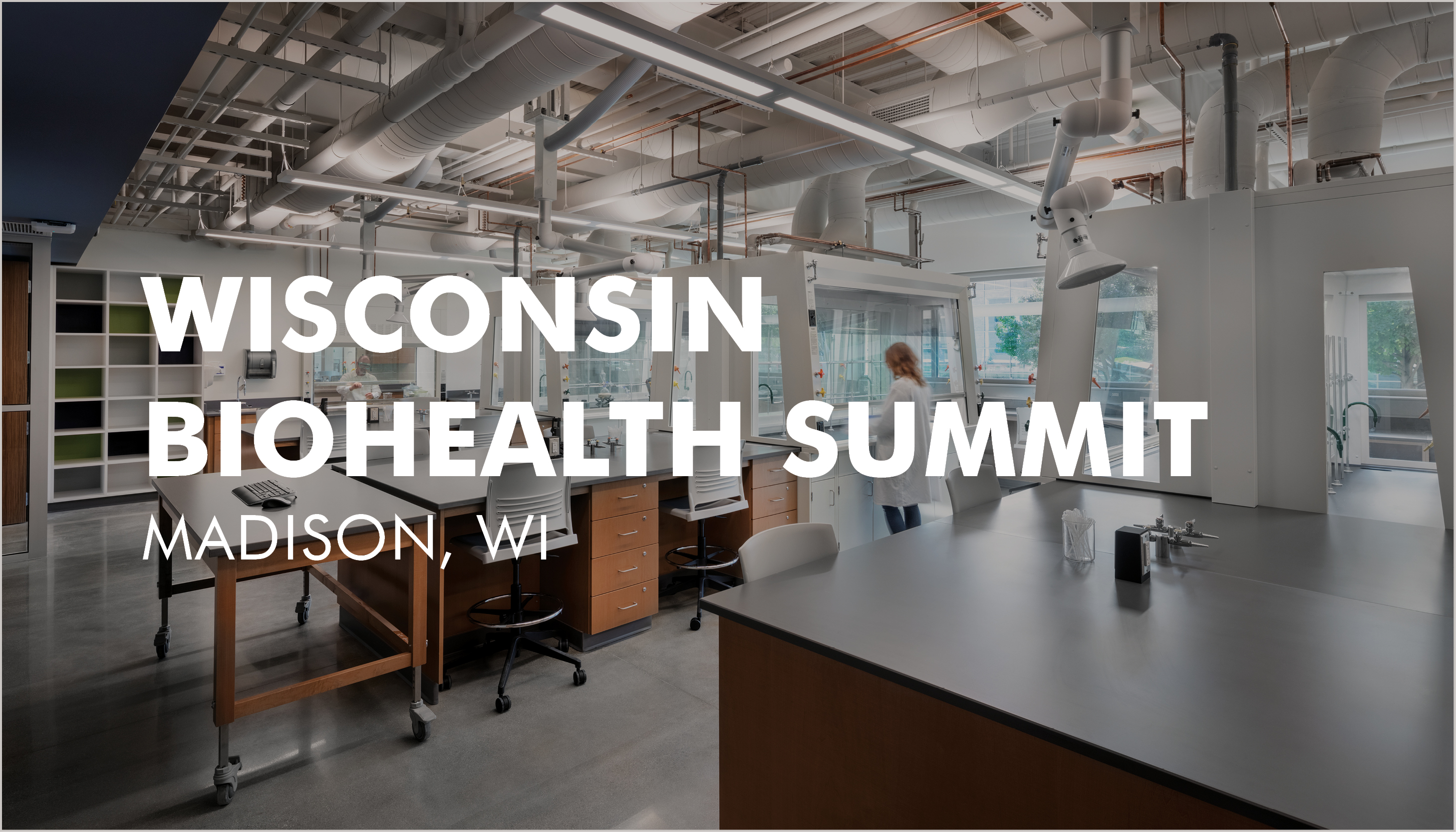 2019 Wisconsin Biohealth Summit Image