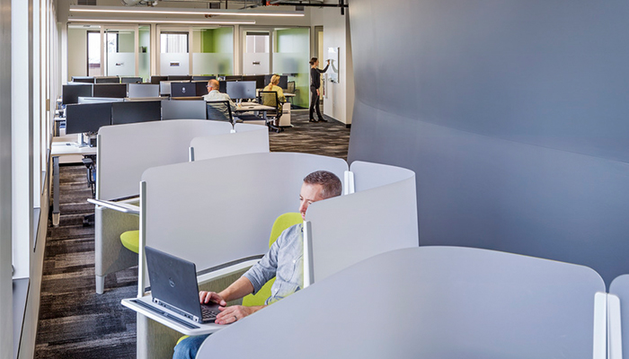 5 Questions to Approach Workspace Design in a Post-Pandemic World Image